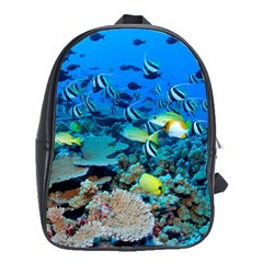 Fr Frigate Shoals School Bags (xl)  by trendistuff
