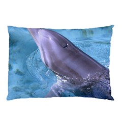Dolphin 2 Pillow Cases by trendistuff