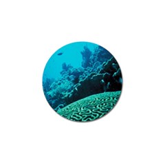 Coral Reefs 2 Golf Ball Marker (10 Pack) by trendistuff