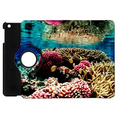Coral Reefs 1 Apple Ipad Mini Flip 360 Case by trendistuff