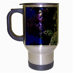 Coral Outcrop 1 Travel Mug (silver Gray)