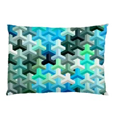 Mosaic & Co 02a Pillow Cases (two Sides)