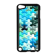 Mosaic & Co 02a Apple Ipod Touch 5 Case (black) by MoreColorsinLife