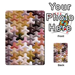 Mosaic & Co 02b Multi Purpose Cards (rectangle)  by MoreColorsinLife