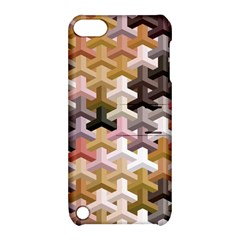 Mosaic & Co 02b Apple Ipod Touch 5 Hardshell Case With Stand by MoreColorsinLife