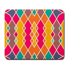 Symmetric Rhombus Design			large Mousepad by LalyLauraFLM