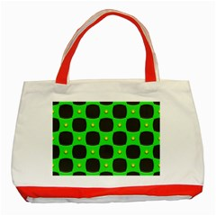 Black Holes			classic Tote Bag (red) by LalyLauraFLM
