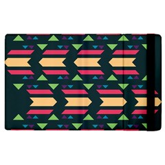 Triangles And Other Shapes			apple Ipad 3/4 Flip Case by LalyLauraFLM