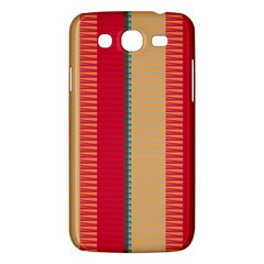 Stripes And Other Shapes			samsung Galaxy Mega 5 8 I9152 Hardshell Case by LalyLauraFLM