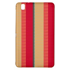 Stripes And Other Shapes			samsung Galaxy Tab Pro 8 4 Hardshell Case by LalyLauraFLM