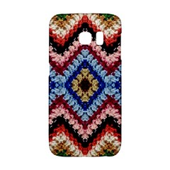 Colorful Diamond Crochet Galaxy S6 Edge by Costasonlineshop