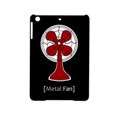 Metal Fan Ipad Mini 2 Hardshell Cases by waywardmuse