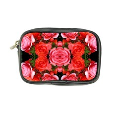 Beautiful Red Roses Coin Purse by Costasonlineshop