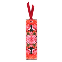 Beautiful Red Roses Small Book Marks by Costasonlineshop