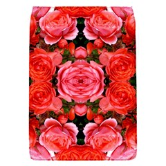 Beautiful Red Roses Flap Covers (s)  by Costasonlineshop