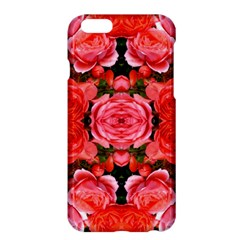 Beautiful Red Roses Apple Iphone 6 Plus/6s Plus Hardshell Case by Costasonlineshop