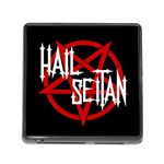 Hail Seitan Memory Card Reader (Square) Front