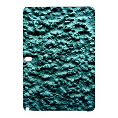 Blue Green  Wall Background Samsung Galaxy Tab Pro 10 1 Hardshell Case by Costasonlineshop