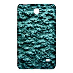 Blue Green  Wall Background Samsung Galaxy Tab 4 (7 ) Hardshell Case  by Costasonlineshop
