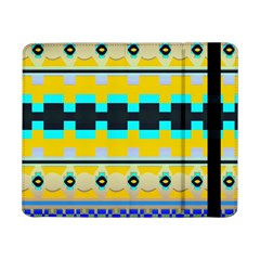 Rectangles And Other Shapes			samsung Galaxy Tab Pro 8 4  Flip Case by LalyLauraFLM