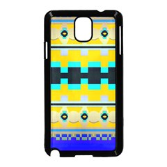 Rectangles And Other Shapes			samsung Galaxy Note 3 Neo Hardshell Case (black) by LalyLauraFLM