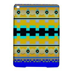 Rectangles And Other Shapes			apple Ipad Air 2 Hardshell Case by LalyLauraFLM