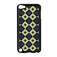 Pixelated Pattern			apple Ipod Touch 5 Case (black) by LalyLauraFLM