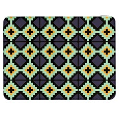 Pixelated Pattern			samsung Galaxy Tab 7  P1000 Flip Case by LalyLauraFLM