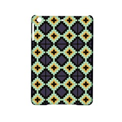 Pixelated Pattern			apple Ipad Mini 2 Hardshell Case by LalyLauraFLM