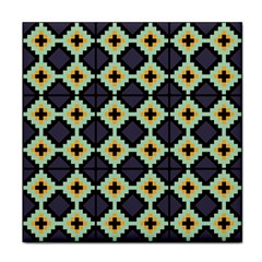 Pixelated Pattern			tile Coaster by LalyLauraFLM