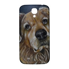 Selfie Of A Golden Retriever Samsung Galaxy S4 I9500/i9505  Hardshell Back Case by timelessartoncanvas