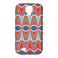Rhombus And Ovals Chains			samsung Galaxy S4 Classic Hardshell Case (pc+silicone) by LalyLauraFLM