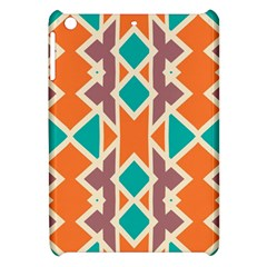 Rhombus Triangles And Other Shapes			apple Ipad Mini Hardshell Case by LalyLauraFLM