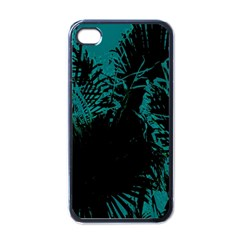 Palm Designs Apple Iphone 4 Case (black) by timelessartoncanvas