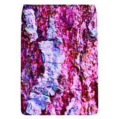 Purple Tree Bark Flap Covers (s)  by timelessartoncanvas