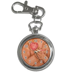 Embrace Love  Key Chain Watches by KentChua