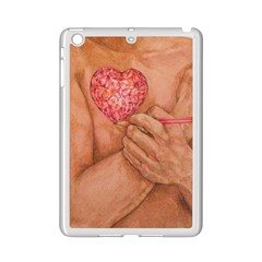 Embrace Love  Ipad Mini 2 Enamel Coated Cases by KentChua