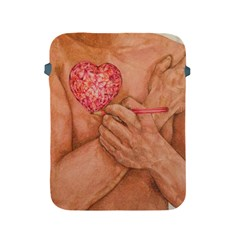 Embrace Love  Apple Ipad 2/3/4 Protective Soft Cases by KentChua