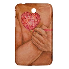 Embrace Love  Samsung Galaxy Tab 3 (7 ) P3200 Hardshell Case  by KentChua