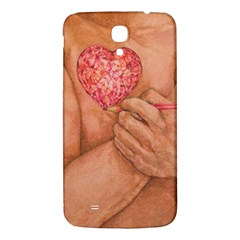 Embrace Love  Samsung Galaxy Mega I9200 Hardshell Back Case by KentChua