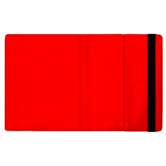 Trendy Red  Apple Ipad 3/4 Flip Case by Costasonlineshop