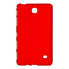 Trendy Red  Samsung Galaxy Tab 4 (8 ) Hardshell Case  by Costasonlineshop