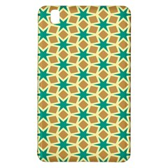 Stars And Squares Pattern			samsung Galaxy Tab Pro 8 4 Hardshell Case by LalyLauraFLM