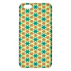 Stars And Squares Pattern			iphone 6 Plus/6s Plus Tpu Case by LalyLauraFLM