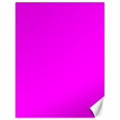 Trendy Purple  Canvas 12  X 16   by Costasonlineshop