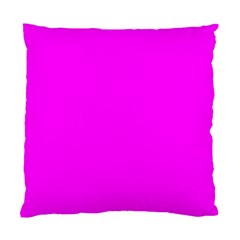 Trendy Purple  Standard Cushion Case (one Side)  by Costasonlineshop
