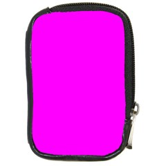 Trendy Purple  Compact Camera Cases by Costasonlineshop