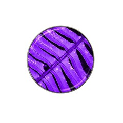 Purple Fern Hat Clip Ball Marker (10 Pack) by timelessartoncanvas