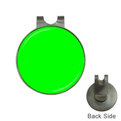 Cool Green Hat Clips With Golf Markers by Costasonlineshop