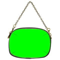 Cool Green Chain Purses (one Side)  by Costasonlineshop
